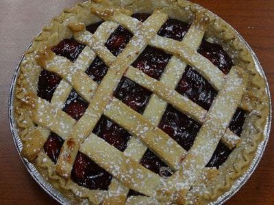 dessert pie