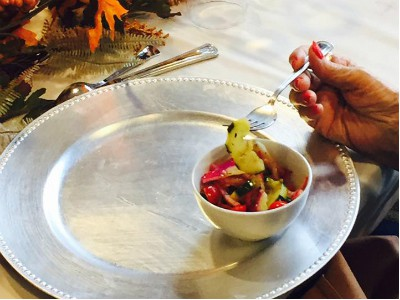 bowl of vetetables