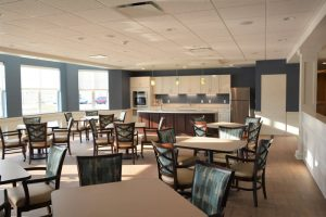 Residences at Coffee Creek Memory Support Dining Room