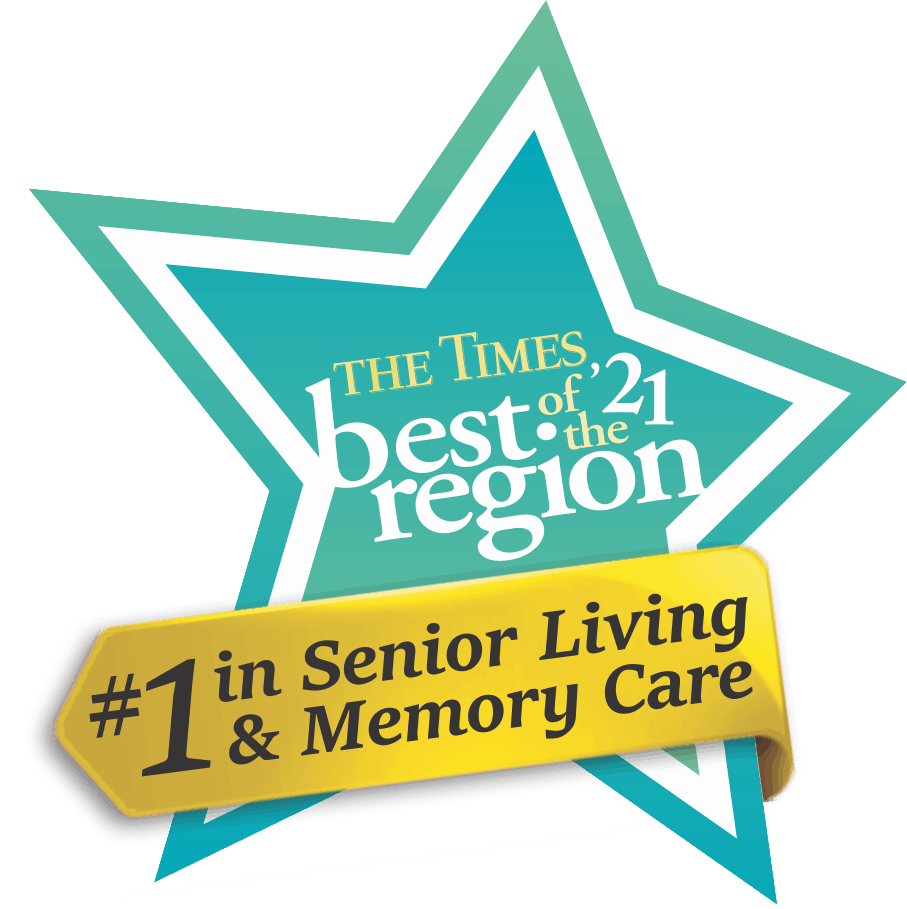 2021 Best of the Region #1 in Memory Care and Senior Living 5_2021